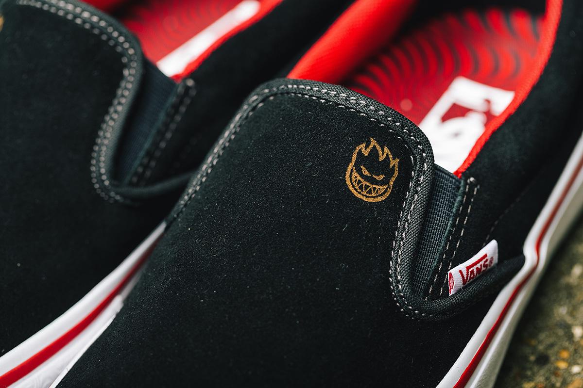 Vans - Skateboard Shoe Review - Vans x