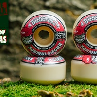 Christmas gifts for skateboarders - Spitfire Wheels Busenitz 52mm Sidewalk 12-days of Xmas -spitfire-wheels