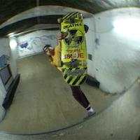Boom Skatepark Winter 2017 Jam Ben Broyd