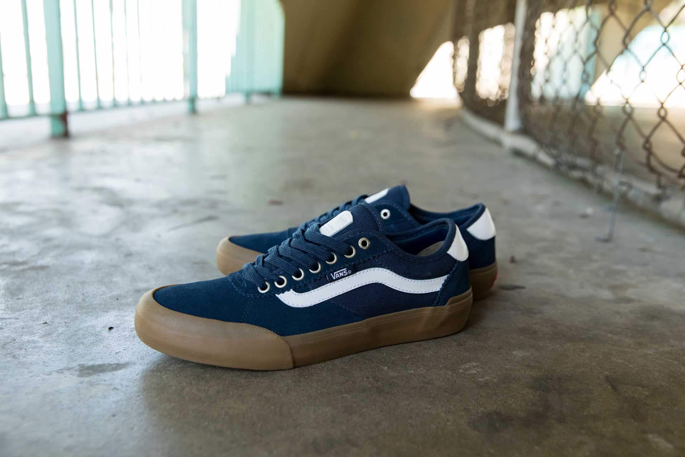 Vans Chima Pro 2 Skate Shoe release