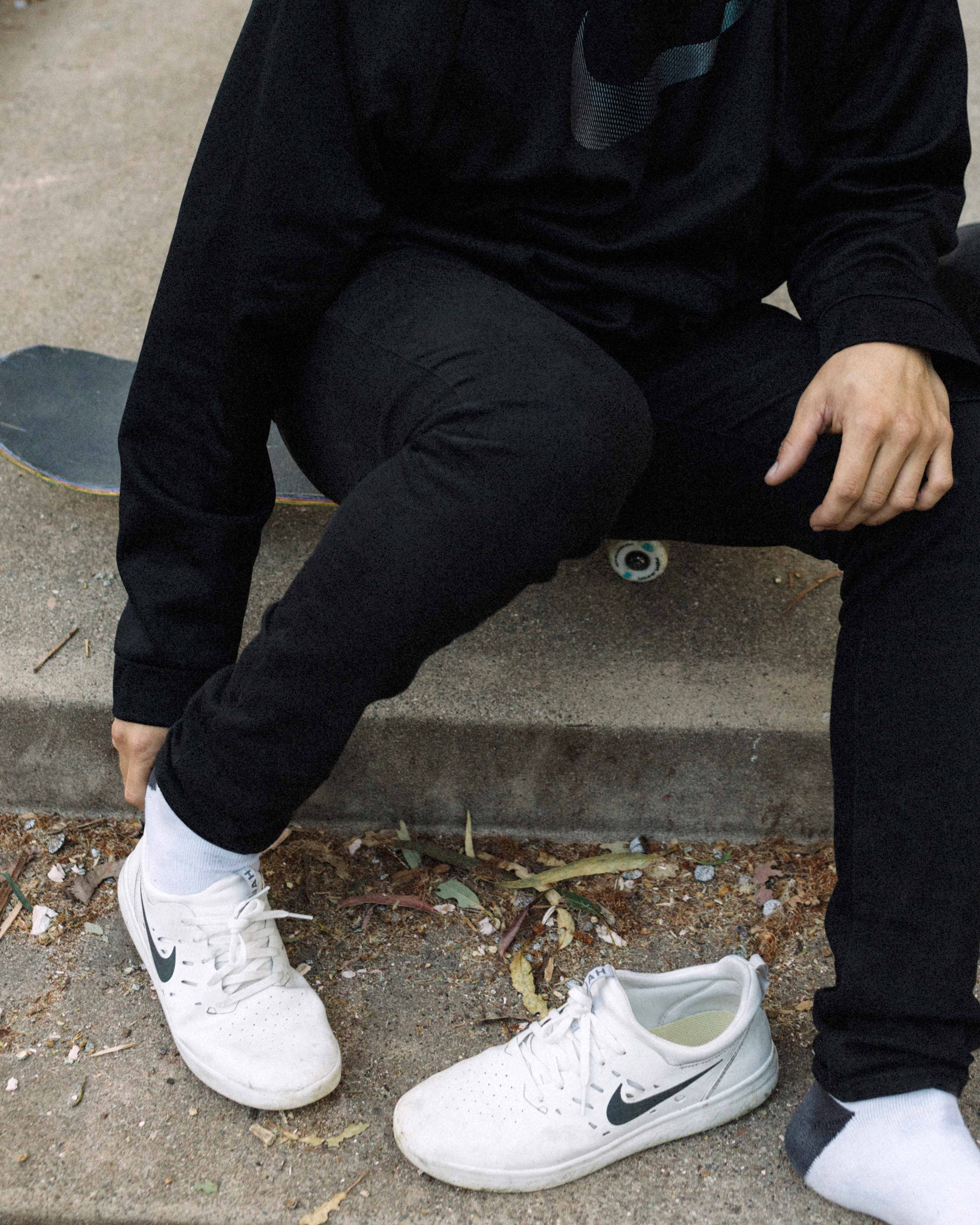 Nike SB release the first Nyjah Huston