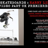 Real Skateboards Harry Lintell Video Part