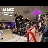 Vert Attack XII Pro-Tec Opening Night