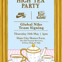 The Slam City Skates Nike SB High Tea Party