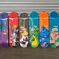 Birdhouse Skateboards - Remix board series birdhouseboardsweb birdhouse-new-boardsfeatweb