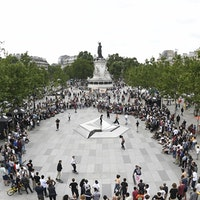 République Gets Stoned with Volcom Republique Paris Skate Event Volcom volcomrepublique46