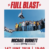 Michael Burnett Thrasher Exhibition