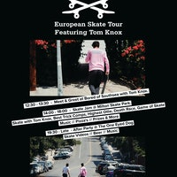 Dickies European Skate Tour Featuring Tom Knox: Bored of Southsea