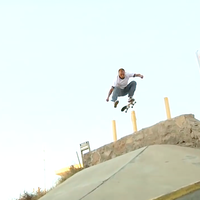 Lance Mountain, Oski, Hjalte and more hit the Southwest for Nike SB