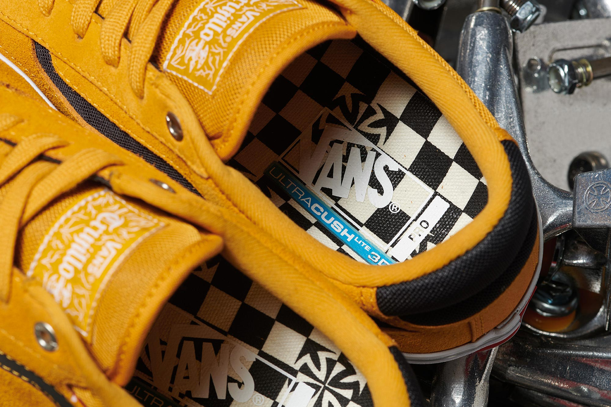 Vans x Independent Truck Co Fall 18