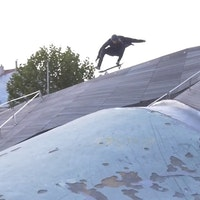 Antiz Skateboards - Echoes From The Road