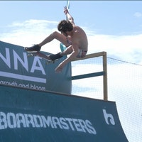 In search of the Canna Ramp reaches Boardmasters