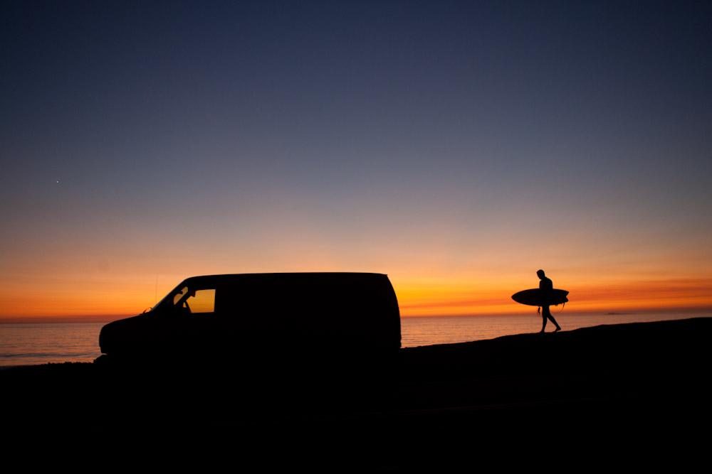 Van Tripping This Autumn? - Surf Europe