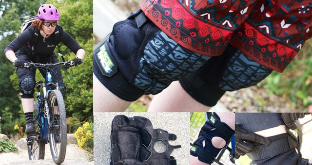 RaceFace Womens Khyber Knee Guard