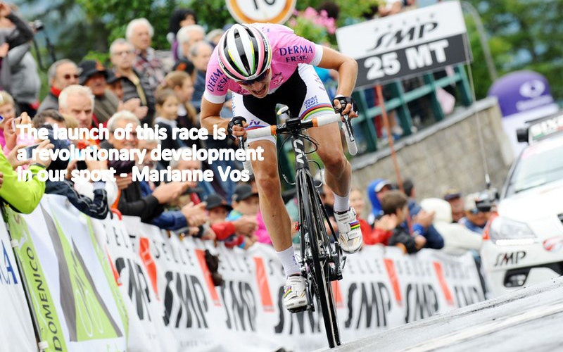 Marianne Vos - La Course by Le Tour de France