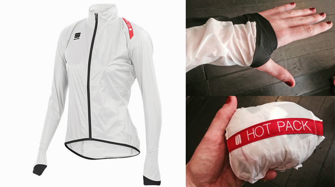 Sportful Hotpack 5 Women's Road Cycling Jacket