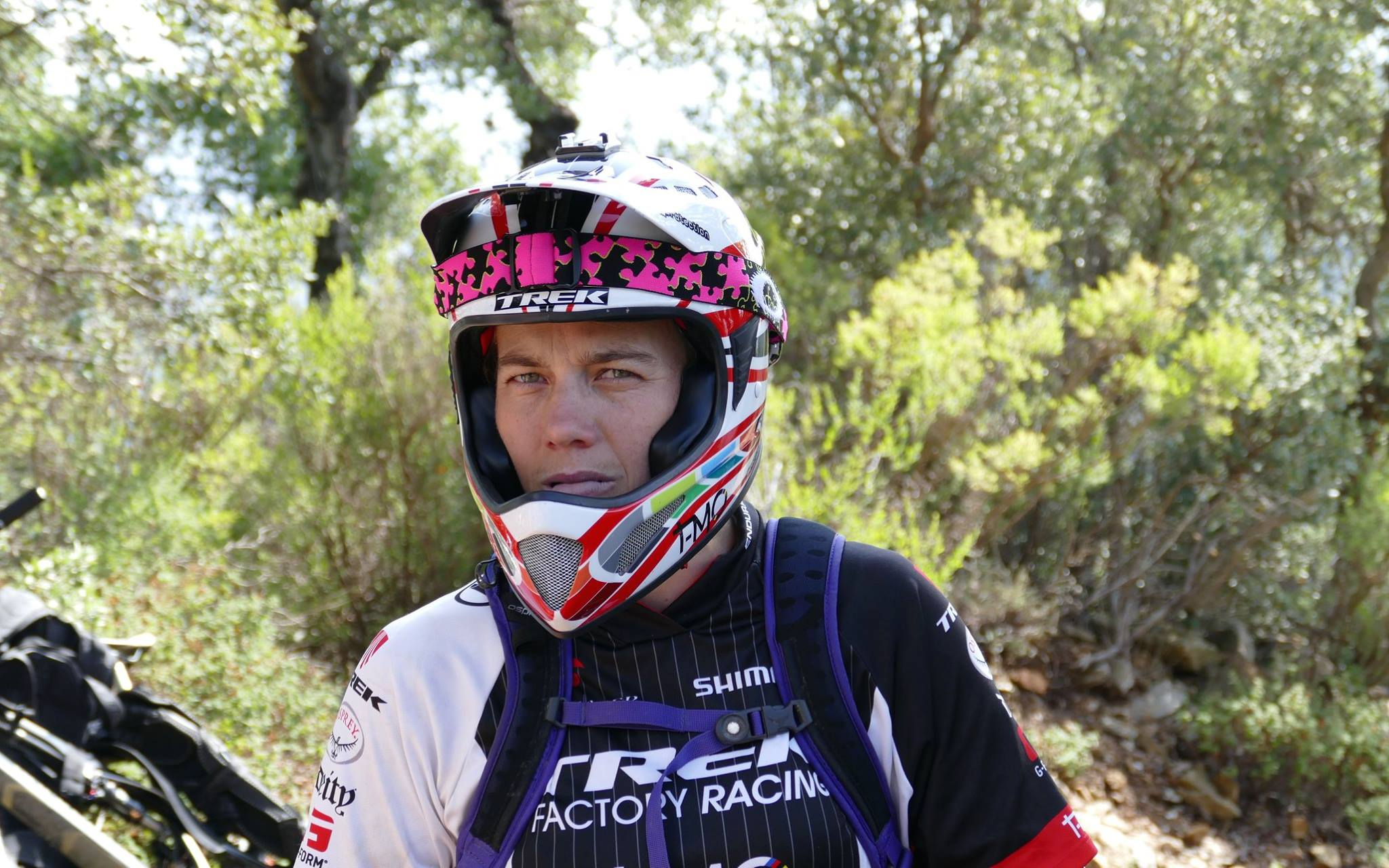 tracy moseley enduro training tips
