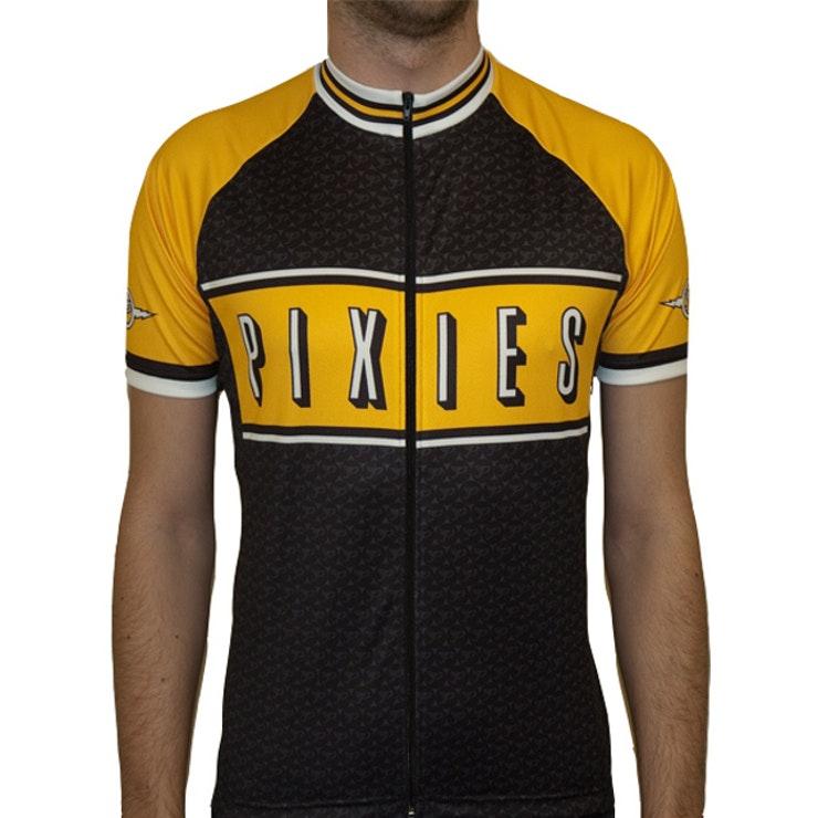 novelty music cycling jerseys band