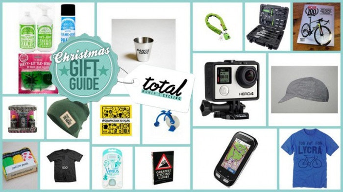 crhistmas gift ideas for male cyclists