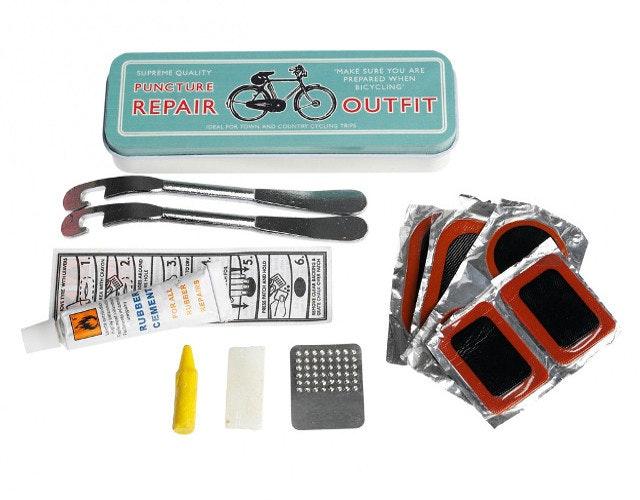 repair puncture fix kit bike maintenance