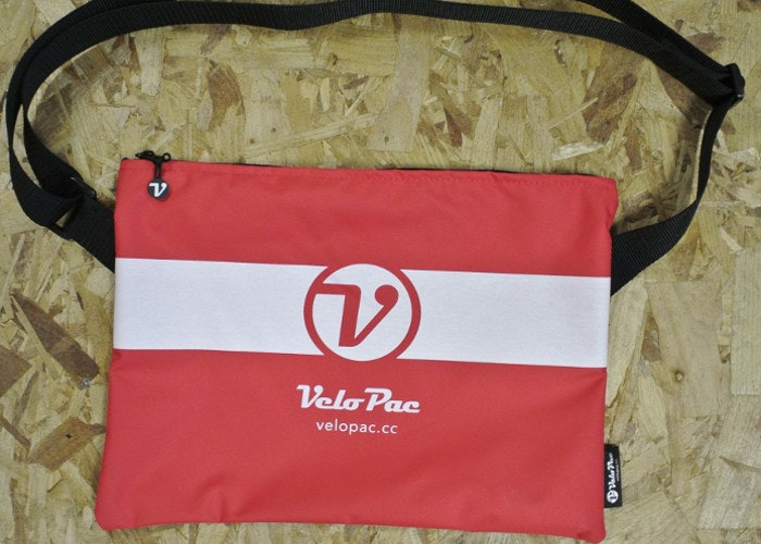 road cycling musette velopac