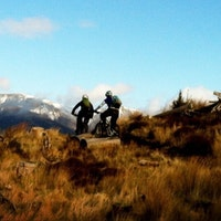 mountain biking uk winter