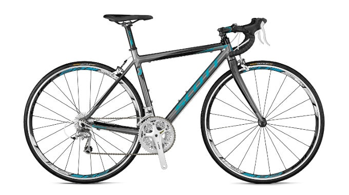 women's specific road bike scott