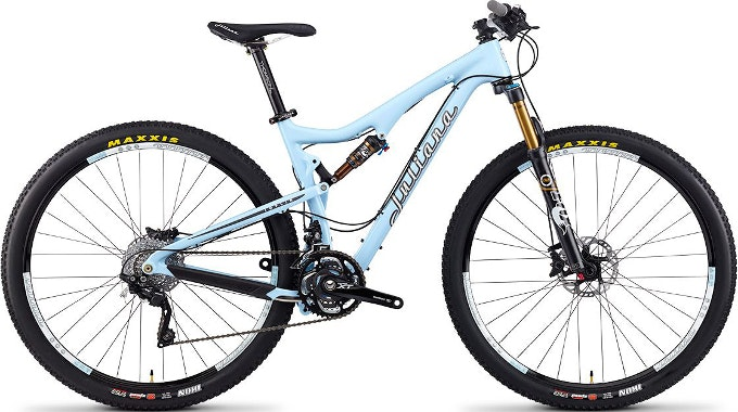 womens specific cycling juliana mountain bike