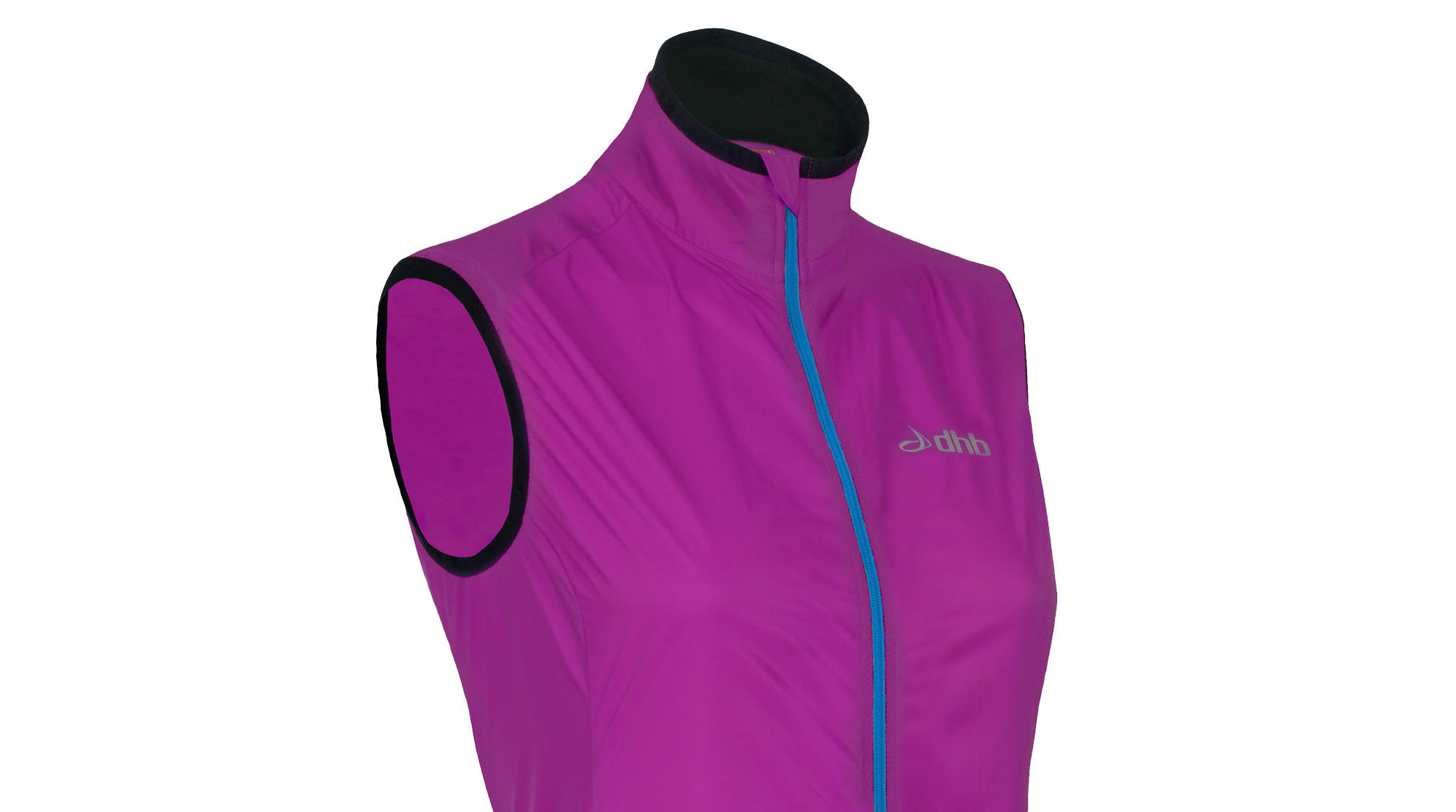dhb-cycle-womens-gilet-fusia-front ed