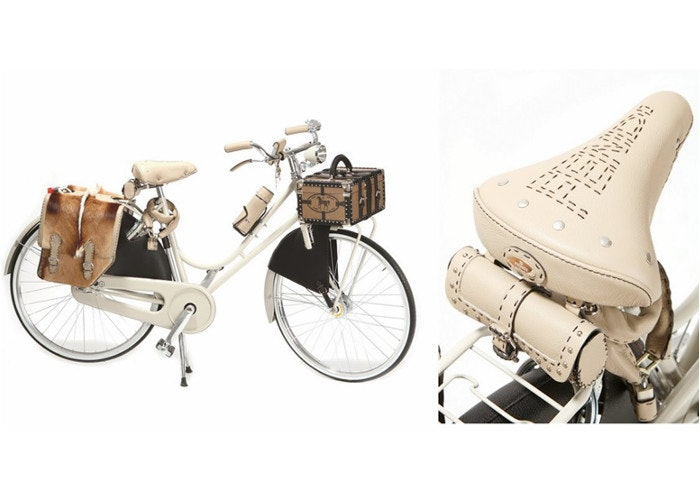 fendi designer abici amante donna bicycle