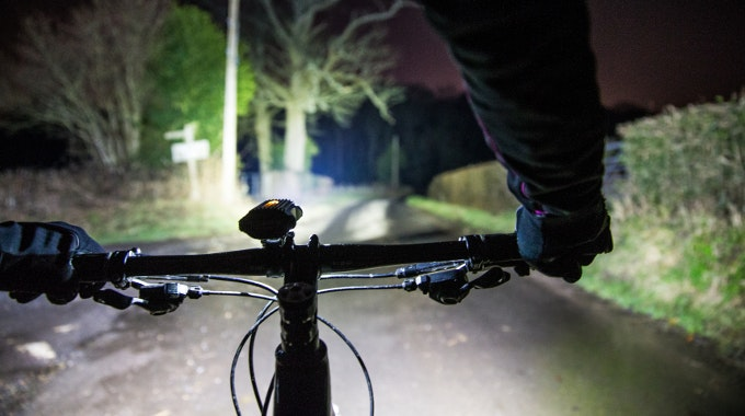 lezyne light dark night bright safety visibility road