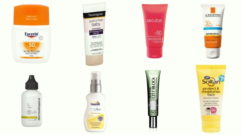 face sun creams for cycling for sensitive skin