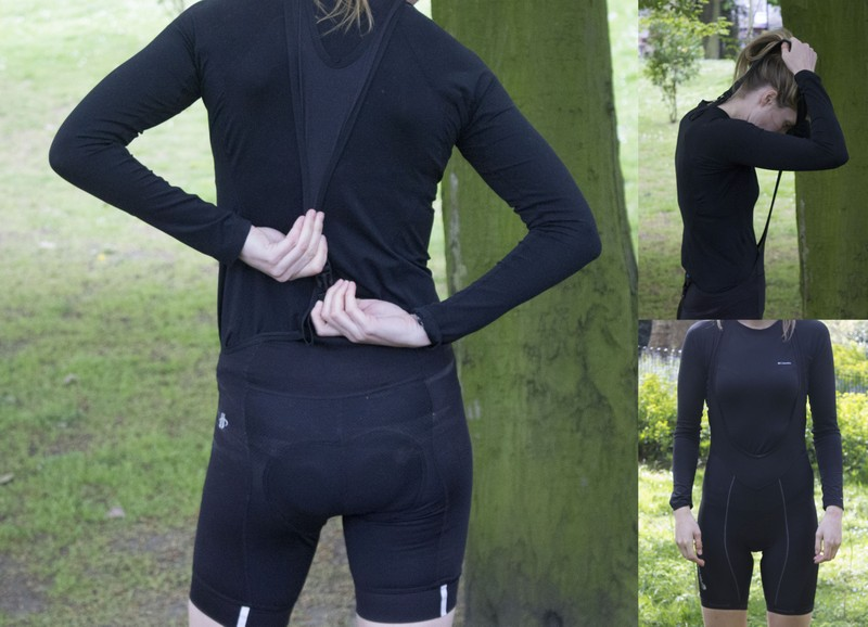 hincapie toilet friendly bib short