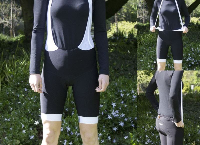 dhb toilet friendly bib short