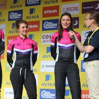 Dame Sarah Storey says that her team are always looking for a breakaway
