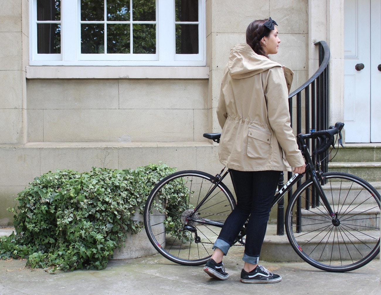 Review Levis Women S Commuter Windbreaker And