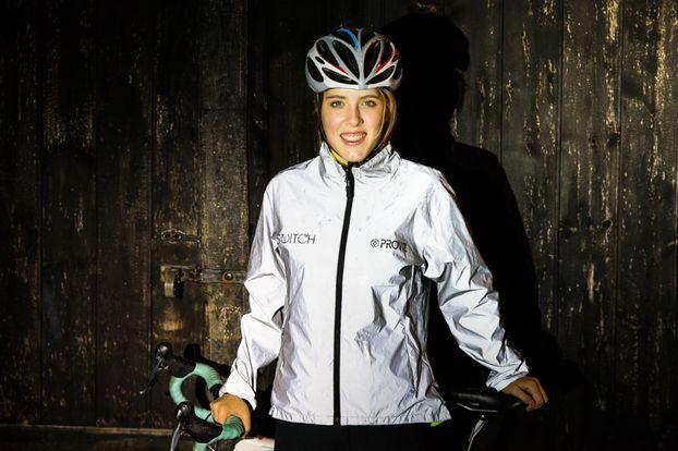 Proviz Switch Ladies Reversible Reflective Hi-Viz Cycling Bike Riders Jacket