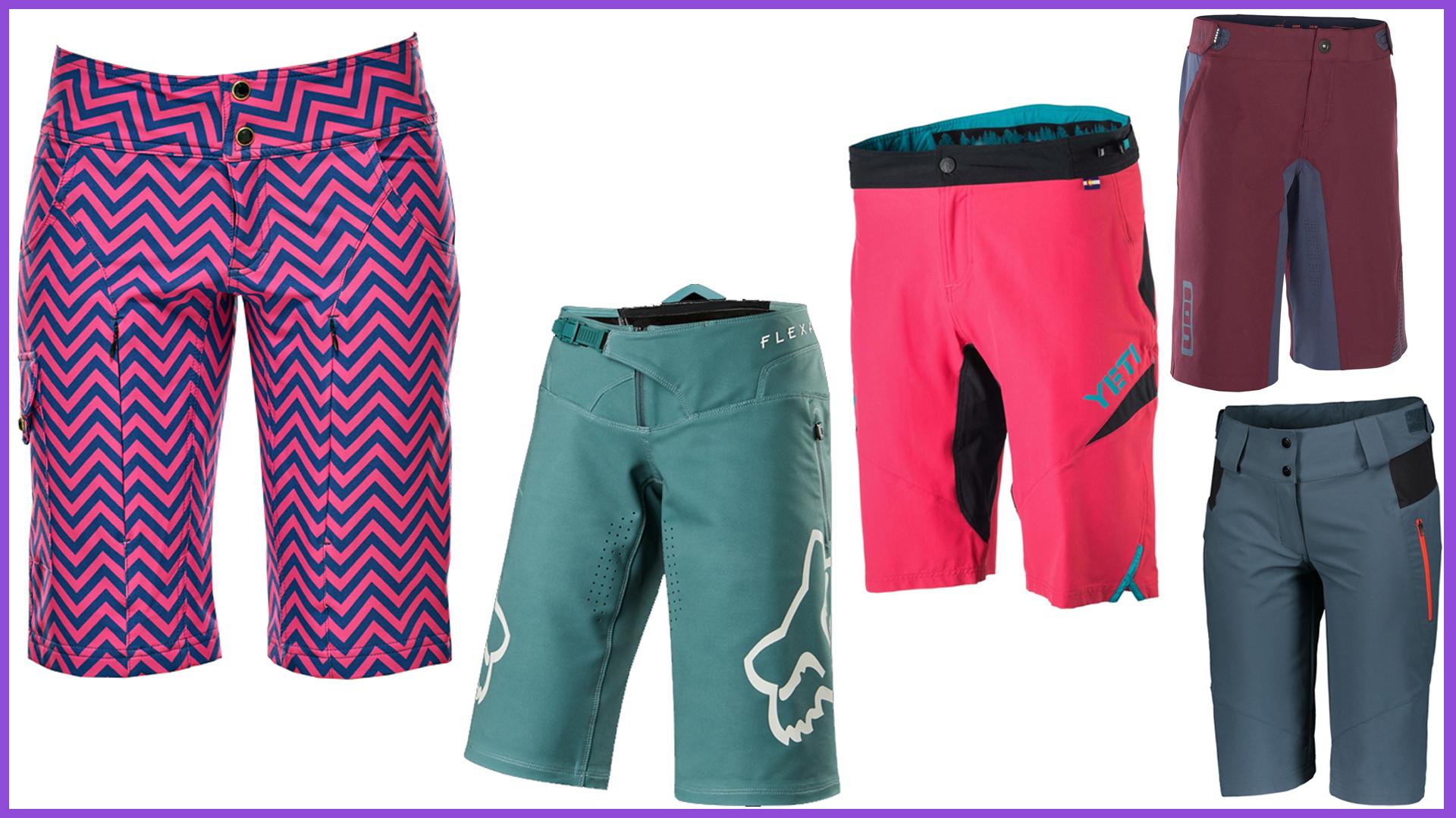 Madison Black Trail Kids MTB Shorts