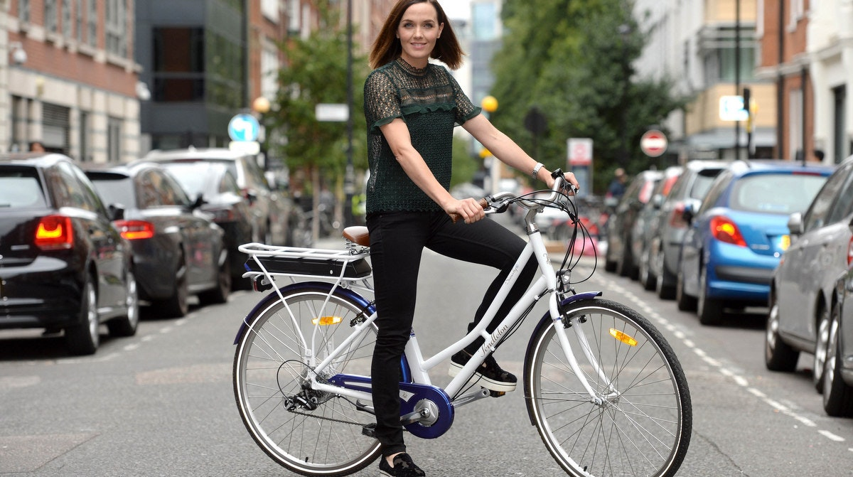 Victoria Pendleton On Her New Electric Bike Retirem