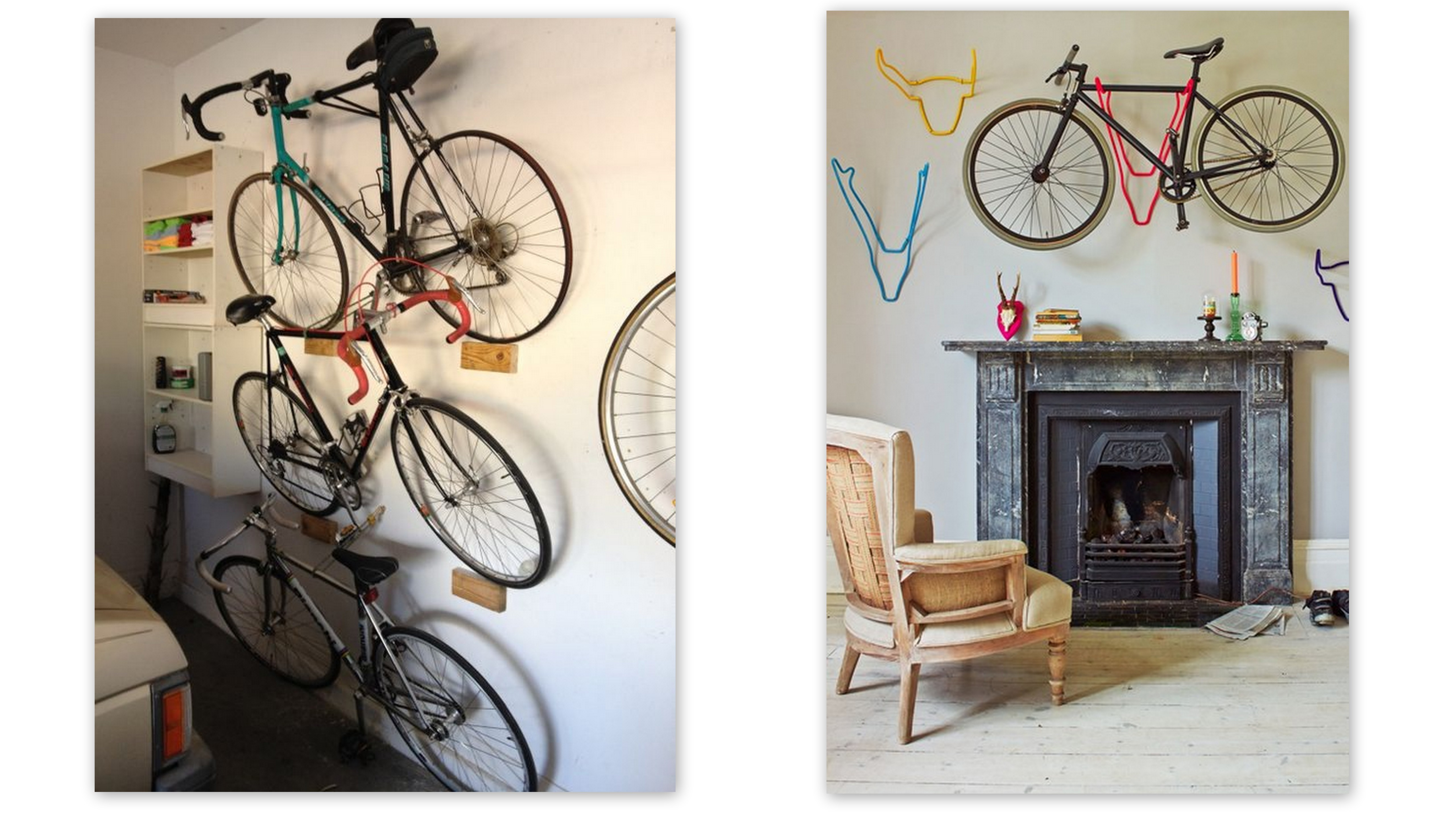 41 Bike Friendly Homes For Decorating Inspiration