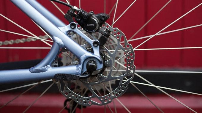 changing brake pads on bike