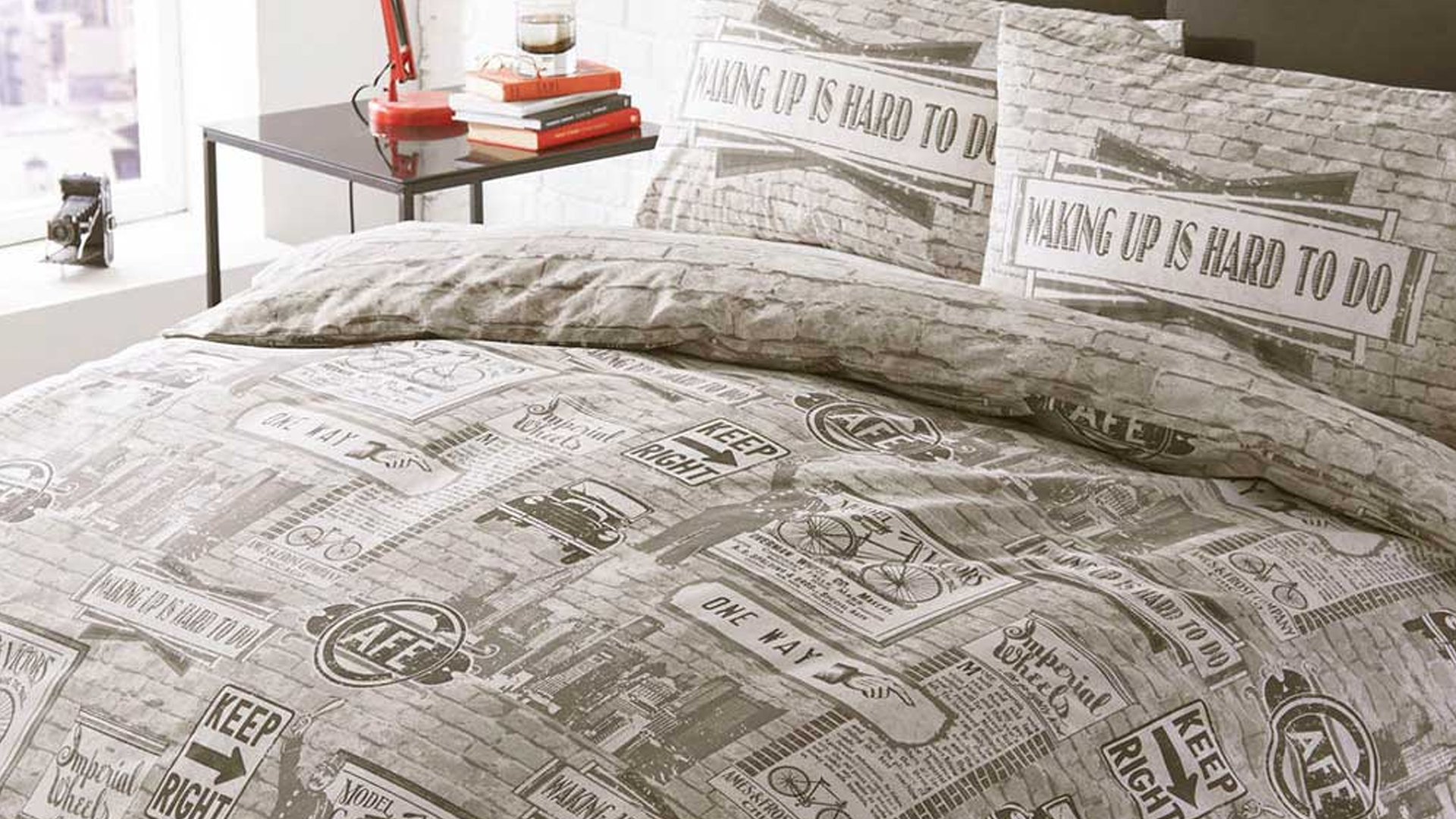 Picture of: Awesome Duvet Sets For Cyclists Total Women S