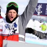 Brage Richenberg wins slopestyle event at Burton European Open
