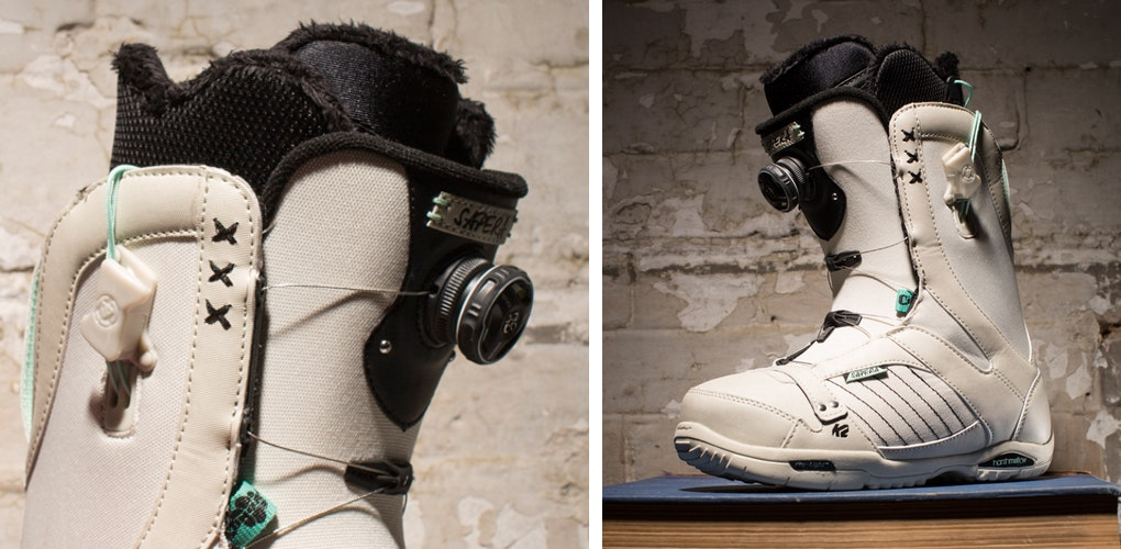 k2 sapera Best Snowboard Boots