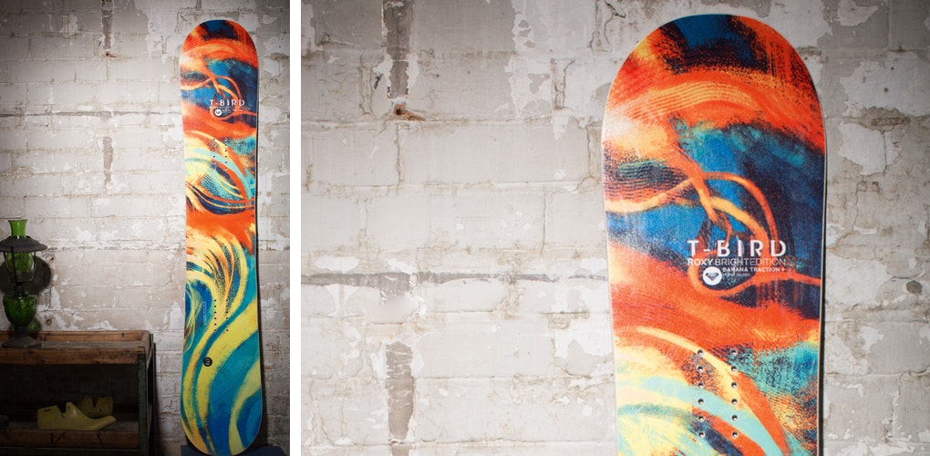 roxy t-bird best womens snowboards 2015