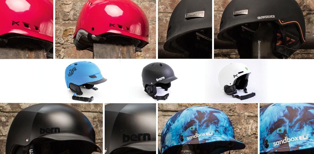 best snowboard helmet 2014-2015