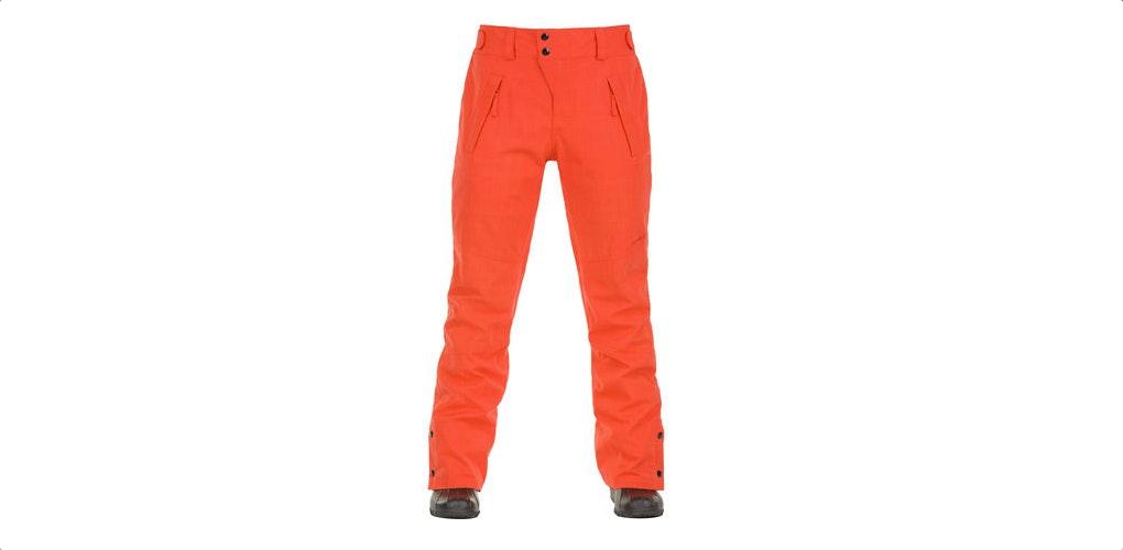 o'neill orange snowboard pants