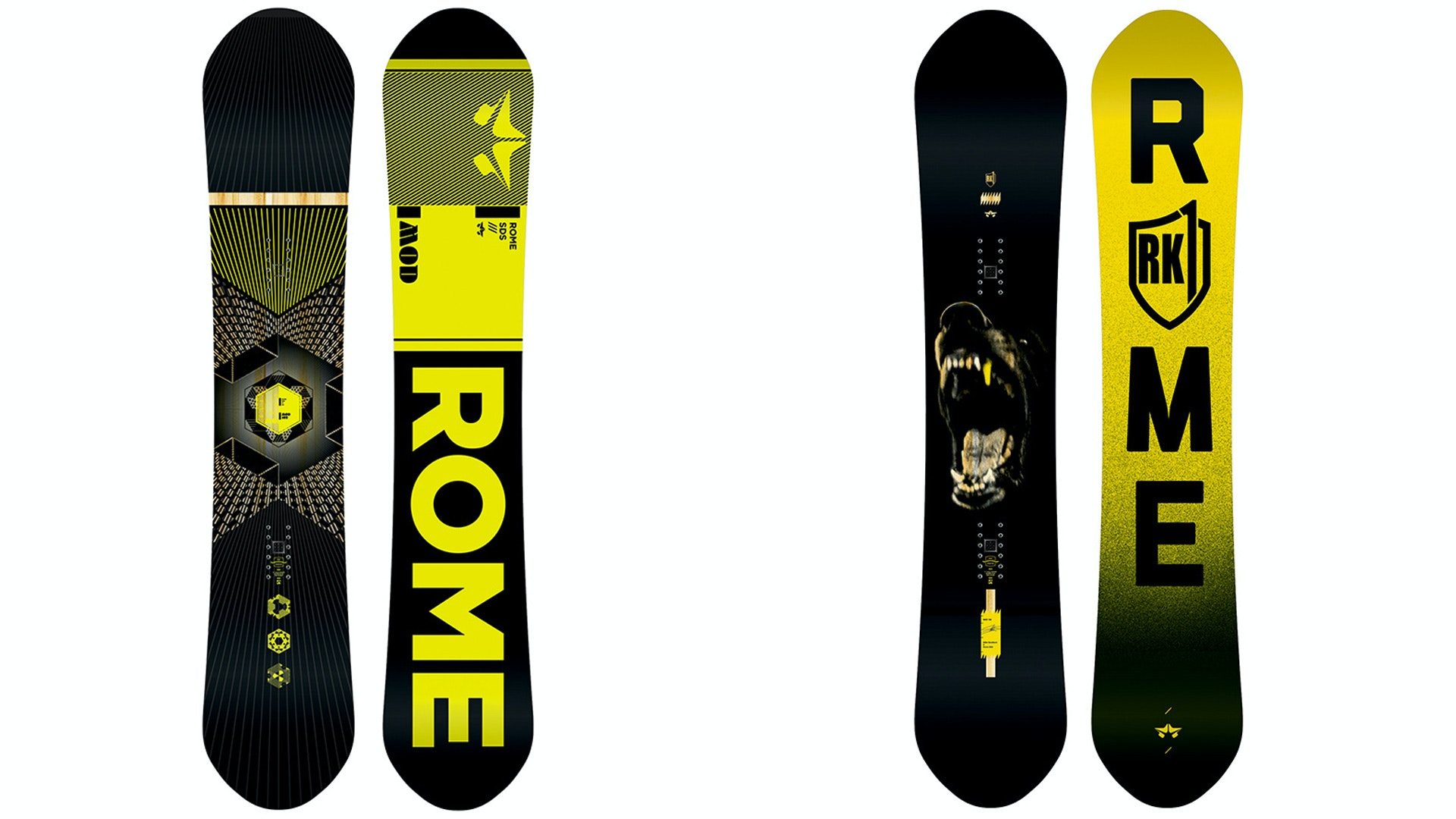 Rome Mod 2016-2017 Snowboard Review
