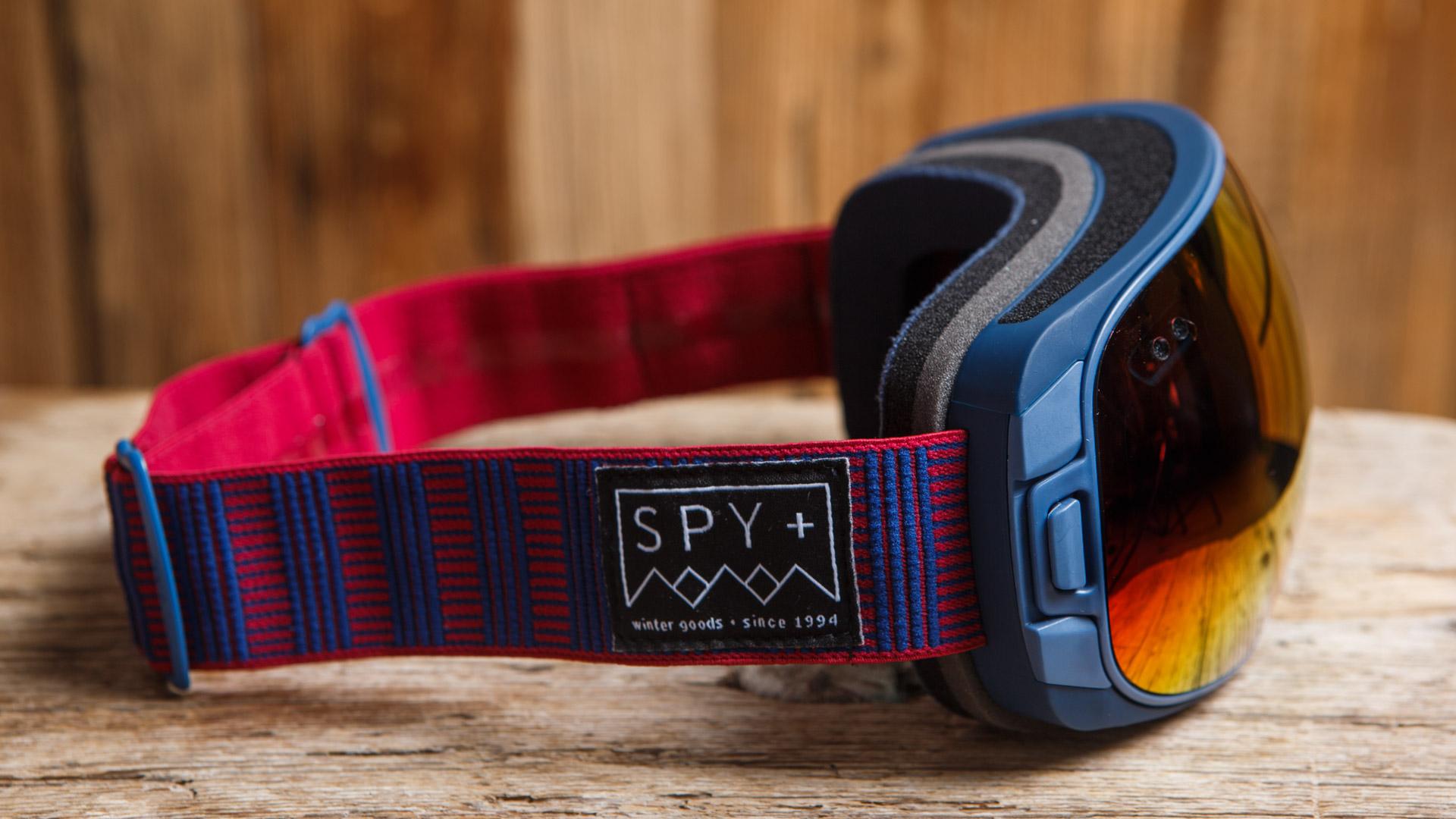Spy Doom 2016 2017 Snowboard Goggles Review