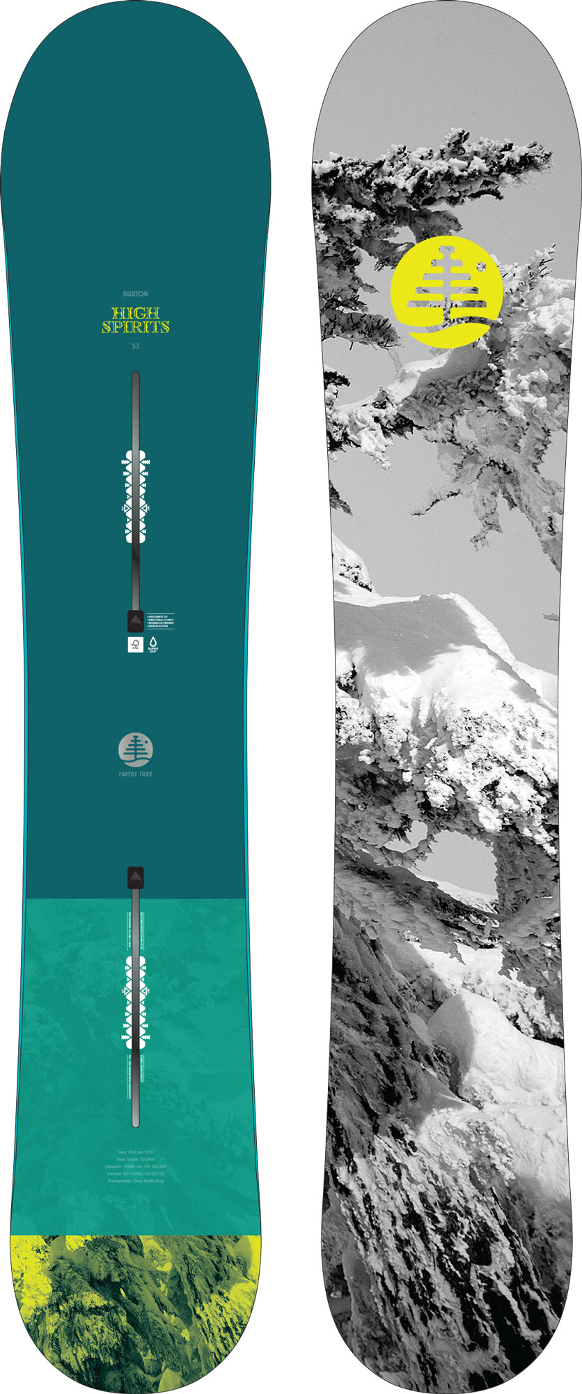 Burton Snowboards Quot Built On Boards Quot Wh